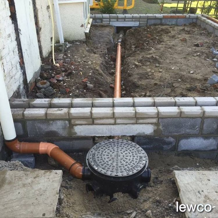 House extension project
