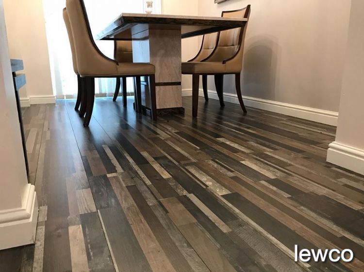Wooded flooring